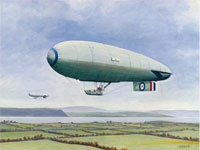 Cover of Airships over Ulster
