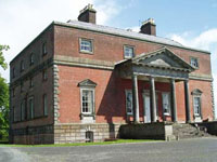Cootehill and Bellamont House