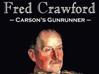 Cover of Fred Crawford - Carson's Gunrunner